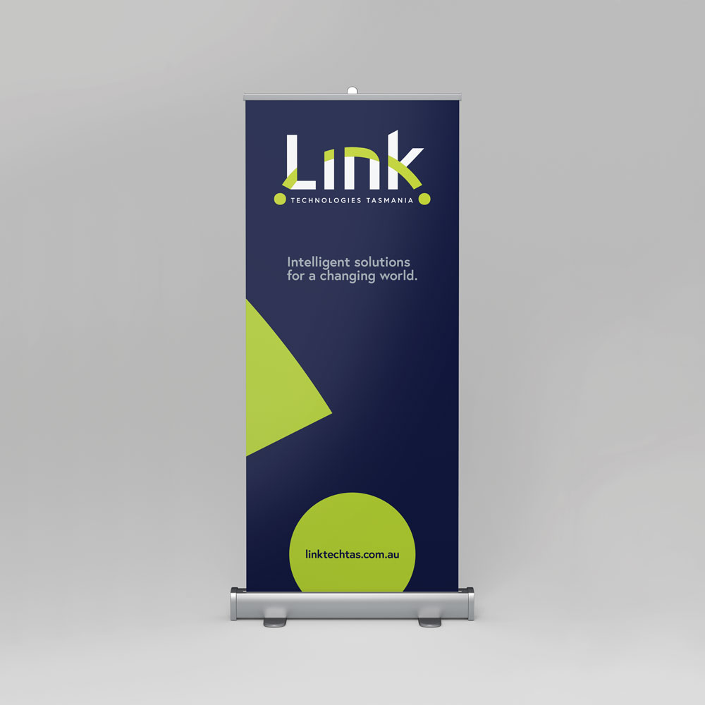 Link Pull Up Banner