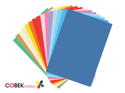 Cobek Construction Paper