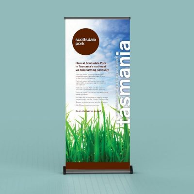 Custom Pull up banners