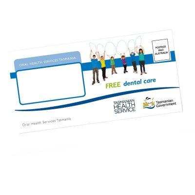 Government Campaign Envelope