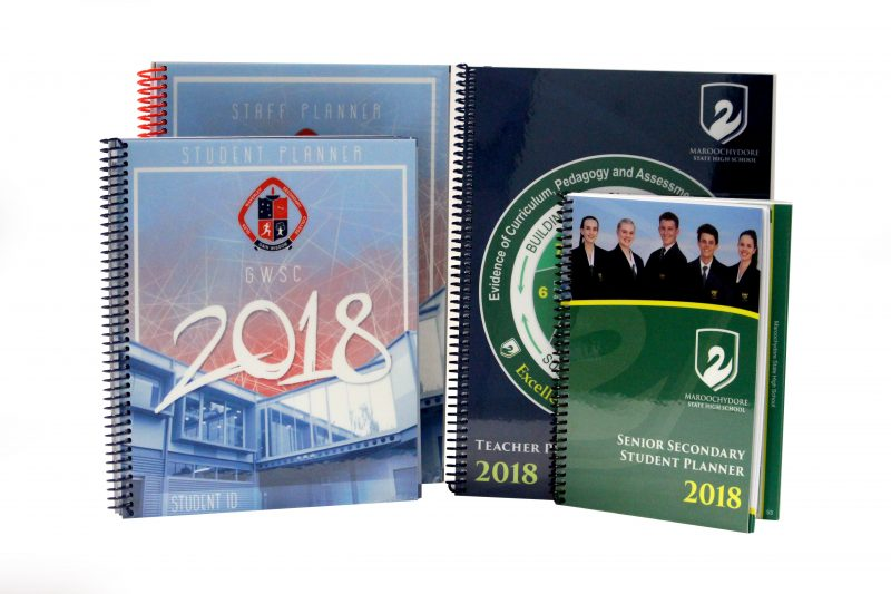 Teacher Planner and Student Planner