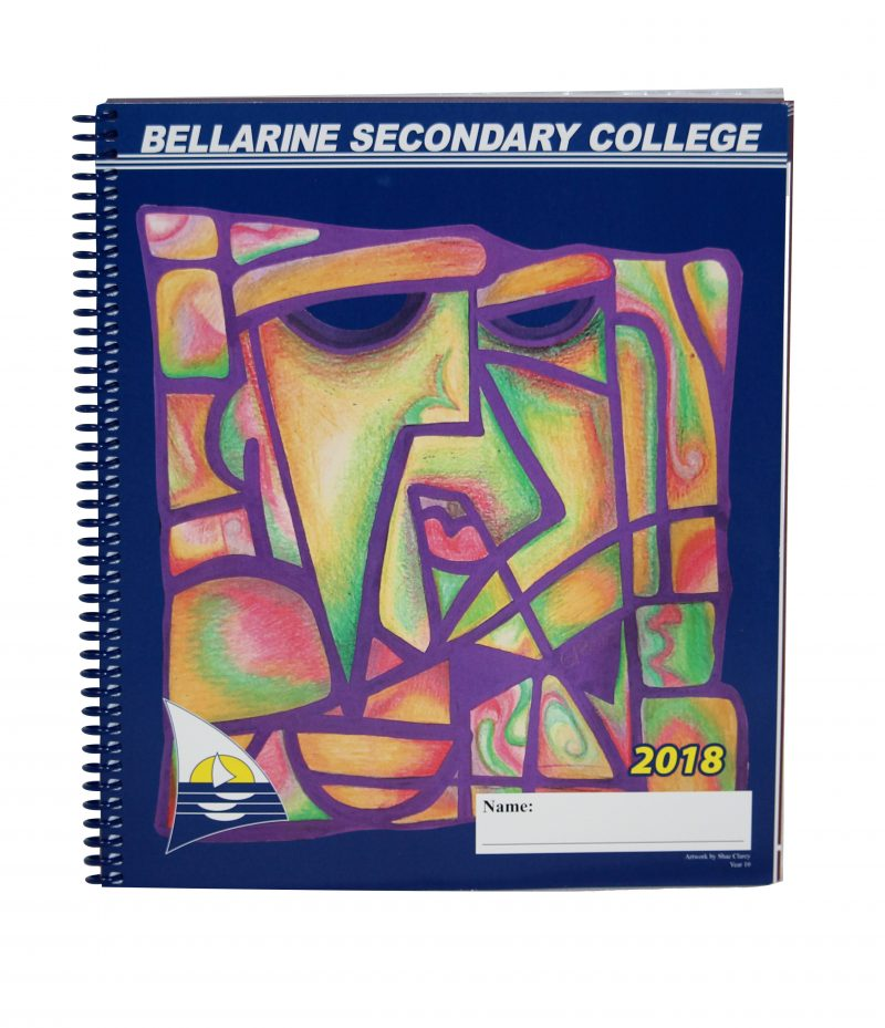 Student Diary Bellarine Secondary College