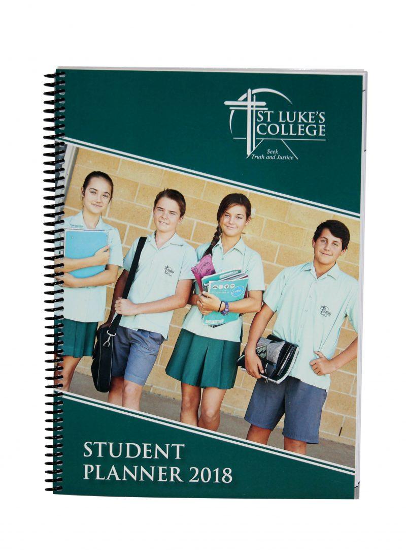 Student Planner St Luke's College