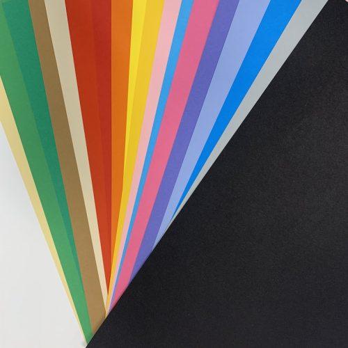 paper-card 18 colour mix pack