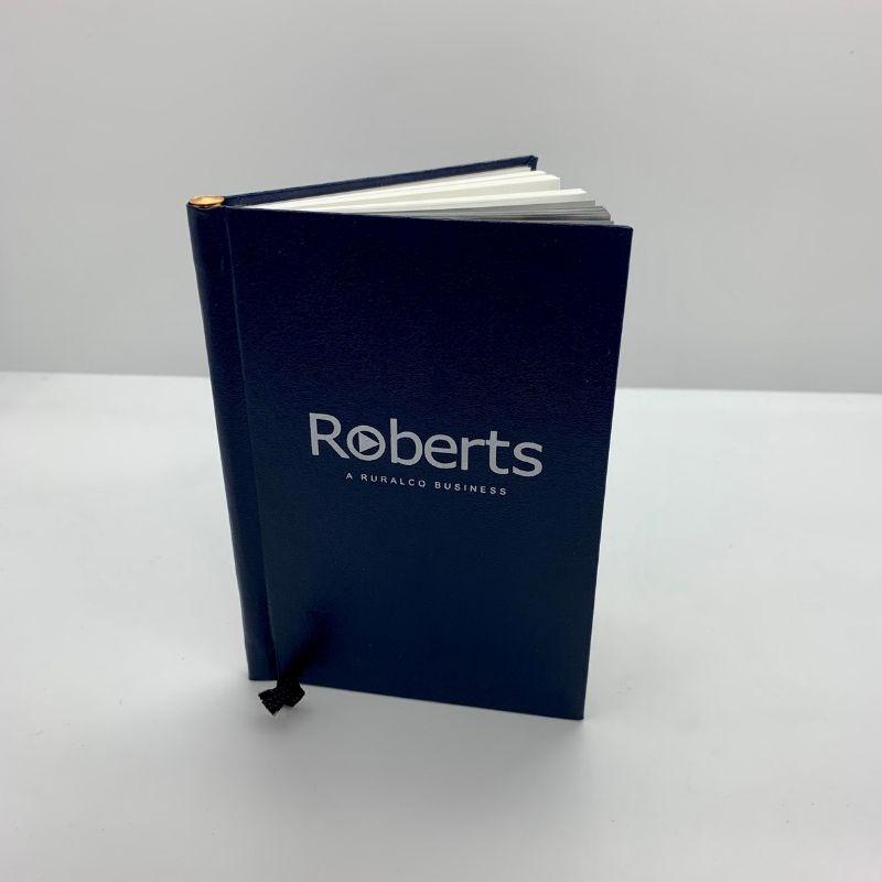 Custom Pocket Diary Roberts