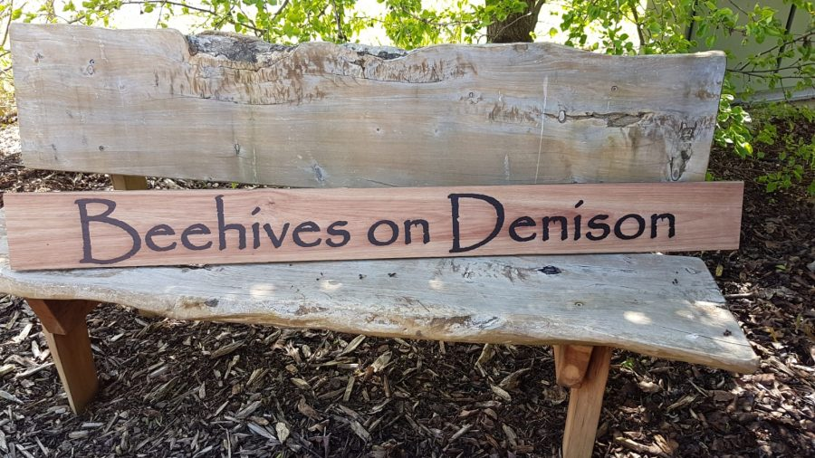 Wide Format Print on Wood Sign
