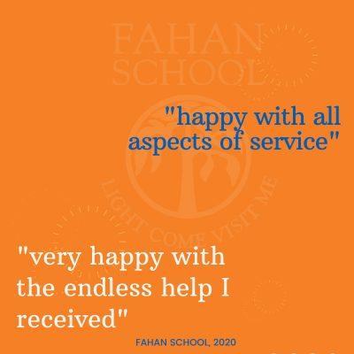 School Planner Testimonial