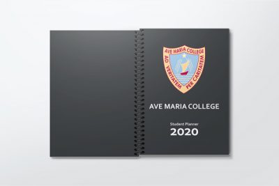 Student Planners 2020 Ave Maria