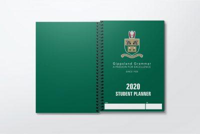 Student Planners 2020 Gippsland Grammar