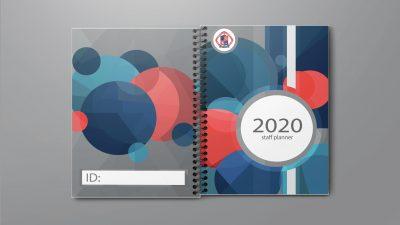 Custom Teacher Planners Cover Glen Waverley