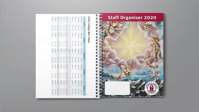 Custom Teacher Planners Staff Organiser Lumen Christie