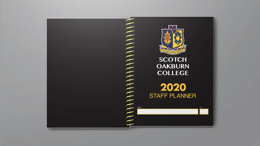 Scotch Oakburn Teacher Planner