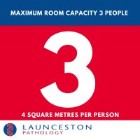 Room Capacity Covid Safe