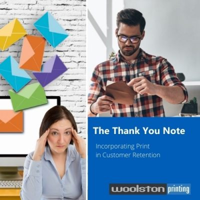 Customer Retention Using Print