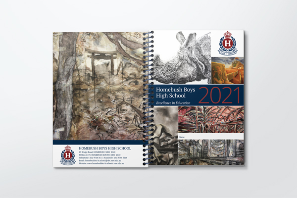 Student Planner 2021 Homebush Boys High School