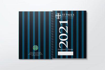 Student Planner 2021 St Pauls