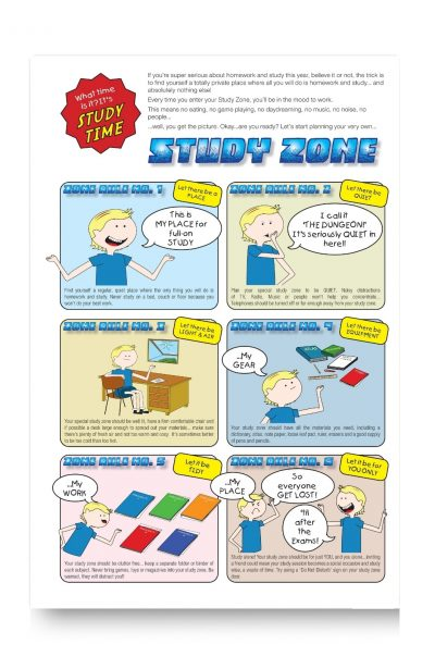 Student Diary Study Tips