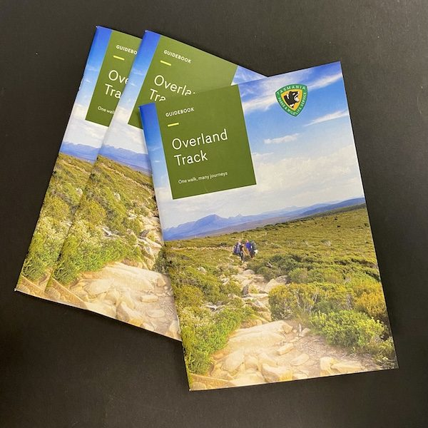 Printed Brochures and Booklets A5 stapled guide book