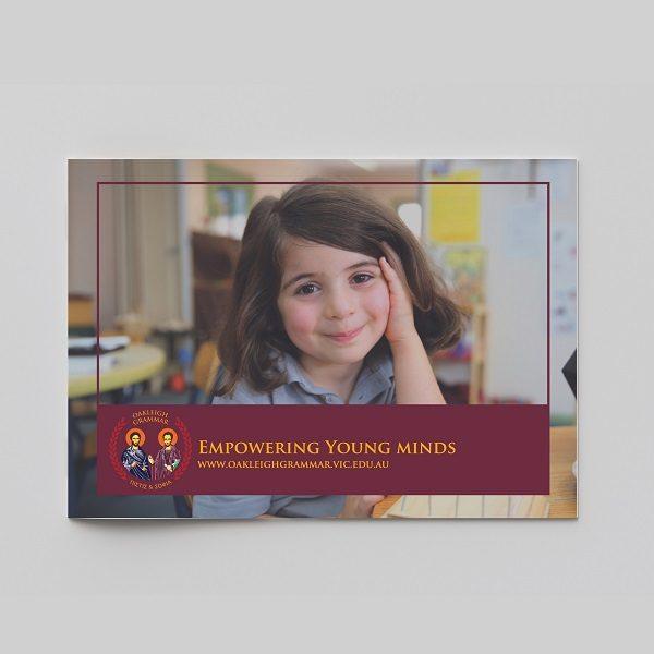Yearbook Printing for Schools A4 Landscape Oakleigh Grammar