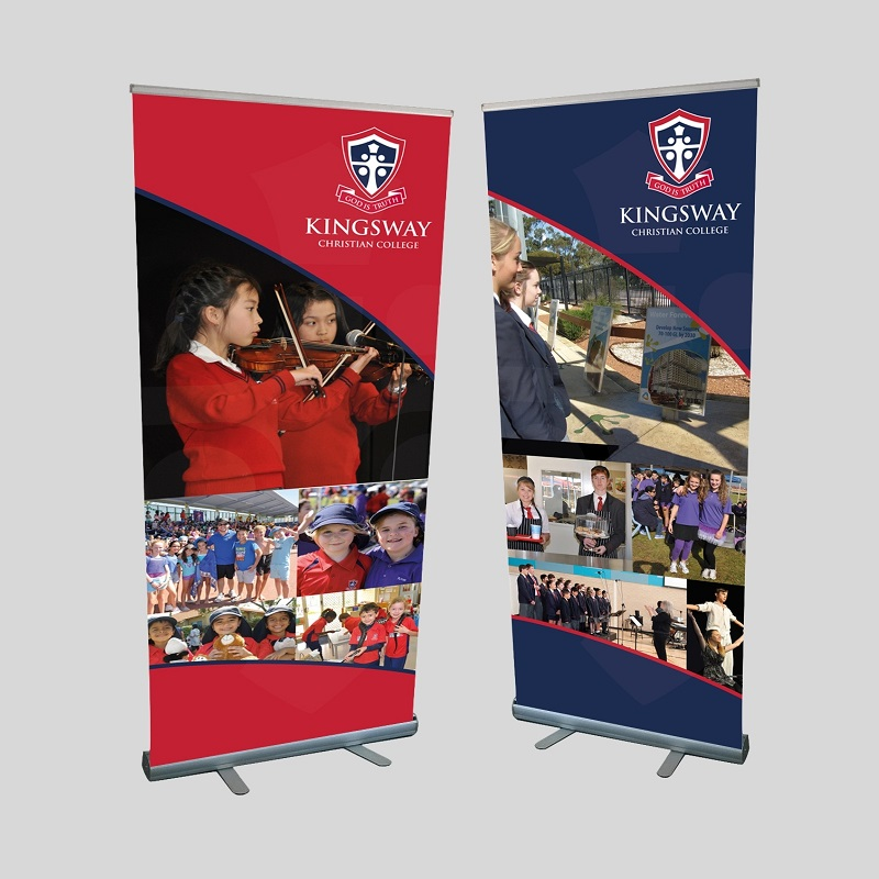 Education Pull Up Banners
